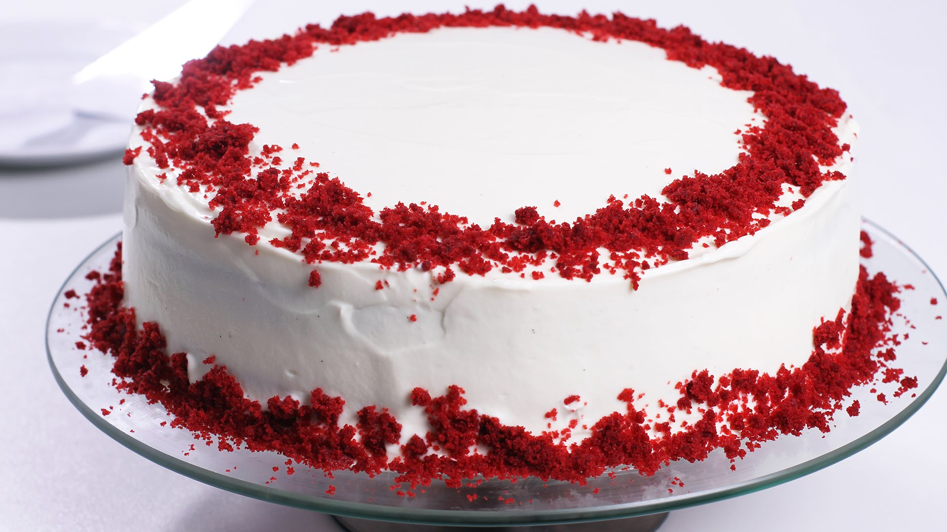 Hummingbird Red Velvet Birthday Cake Recipe